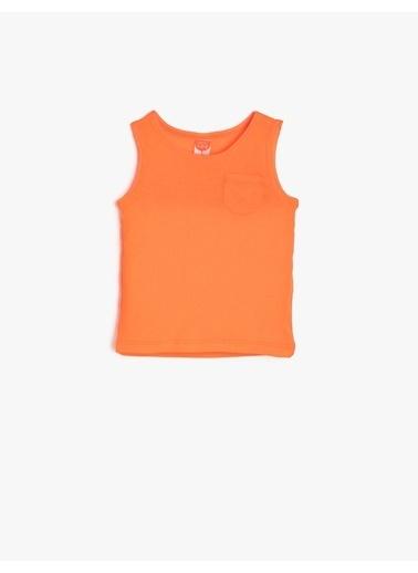 Koton Kids Atlet Oranj